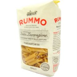 Rummo Penne Rigate 500g | No. 66 | Buy Online | Italian Ingredients | UK | Europe
